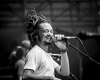SOJA at the All Good Music Festival, Summit Point, WV, July, 2015 (photo: John Shore)