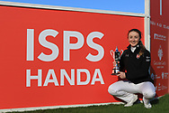 Jessica Ross (Clandeboye) winner of the Ulster Stroke Play Championship at Galgorm Castle Golf Club, Ballymena, Northern Ireland. 28/05/19<br /> <br /> Picture: Thos Caffrey / Golffile<br /> <br /> All photos usage must carry mandatory copyright credit (© Golffile   Thos Caffrey)