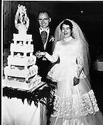 29/11/1956<br /> 11/29/1956<br /> 29 November 1956<br /> <br /> Copy of Wedding Picture for Mrs Cosgrave
