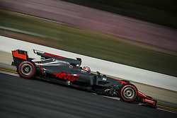 March 7, 2017 - KEVIN MAGNUSSEN (DAN) drives on the track during day 5 of Formula One testing at Circuit de Catalunya (Credit Image: © Matthias Oesterle via ZUMA Wire)