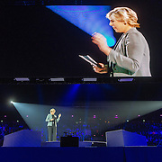 NLD/Amsterdam/20161004 - Wereldpremiere van Inspiration360 2016, prinses Laurentien