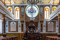 jewish synagogue landmark of Tbilisi Georgia capital city eastern Europe