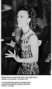 Debbie Mazur at the Vanity Fair Oscar Night Party. <br />Mortons. Los Angeles.  24 March 1997<br /><br />© Copyright Photograph by Dafydd Jones<br />66 Stockwell Park Rd. London SW9 0DA<br />Tel 0171 733 0108