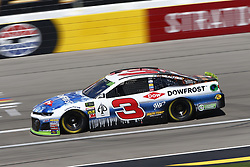 September 14, 2018 - Las Vegas, Nevada, United States of America - Austin Dillon (3) brings his race car down the front stretch during practice for the South Point 400 at Las Vegas Motor Speedway in Las Vegas, Nevada. (Credit Image: © Chris Owens Asp Inc/ASP via ZUMA Wire)