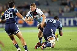Drew Mitchell. Investec Super Rugby - Blues v Waratahs, Eden Park, Auckland, New Zealand. Saturday 16 April 2011. Photo: Clay Cross / photosport.co.nz