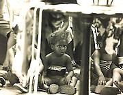 2000 August- Havana, Cuba- ' Through the fence '  Havana, Cuba