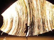 ko samet fire dancing thailand koh samet thailand