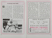 All Ireland Senior Hurling Championship Final,.Galway Vs Offaly,Offaly 2-11, Galway 1-12,.01.09.1985, 09.01.1985, 1st September 1985,.01091985AISHCF,.Molloy Travel,.