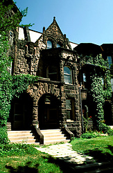 Minnesota: Minneapolis- St. Paul..F Scott Fitzgerald House in St. Paul..Photo copyright Lee Foster, www.fostertravel.com..Photo #: mnqual102, 510/549-2202, lee@fostertravel.com