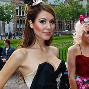 NLD/Amsterdam/20100913 - Verjaardagsfeestje Modemeisjes met een missie, Tamara Elbaz