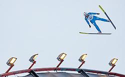 01.03.2017, Lahti, FIN, FIS Weltmeisterschaften Ski Nordisch, Lahti 2017, Nordische Kombination, Skisprung, Grossschanze HS130 m, im Bild Samuel Costa (ITA) // Samuel Costa of Italy during Skijumping competition of Nordic Combined of FIS Nordic Ski World Championships 2017. Lahti, Finland on 2017/03/01. EXPA Pictures © 2017, PhotoCredit: EXPA/ JFK