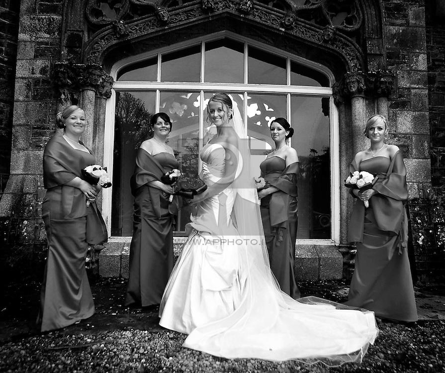 Nicola & Liam's Wedding, Wexford. Pic Andres Poveda