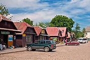 Rynek w Tykocini, Polska<br /> Market in Tykocin, Poland