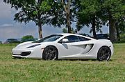 McLaren MP4-12C,Keeneland Concours D'Elegance,Lexington,Ky.