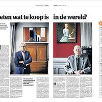 Parool 27 april 2013: Koninklijke kamerheren
