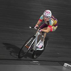 Nicky Zijlaard Nederlands Kampioen achtervolging junior vrouwen