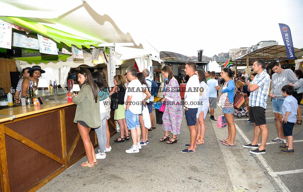 16-08-2016 santander<br /> Feria Naciones<br /> <br /> Fotos: Juan Manuel Serrano Arce