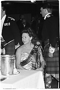 Princess Margaret, Royal Caledonian Ball, Grosvenor House, 16.5.83© Copyright Photograph by Dafydd Jones 66 Stockwell Park Rd. London SW9 0DA Tel 020 7733 0108 www.dafjones.com