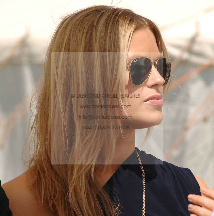 ISABELLA ANSTRUTHER-GOUGH-CALTHORPE at the Cartier International polo at Guards Polo Club, Windsor Great Park on 29th July 2007.<br /><br />NON EXCLUSIVE - WORLD RIGHTS