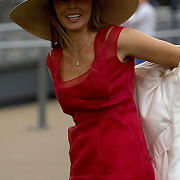Thursday 21st June 2007 Ascot, Berkshire  Ladies Day at Royal Ascot  Carol Vorderman