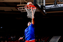 Justin Gray of Bristol Flyers - Photo mandatory by-line: Robbie Stephenson/JMP - 11/01/2019 - BASKETBALL - Leicester Sports Arena - Leicester, England - Leicester Riders v Bristol Flyers - British Basketball League Championship