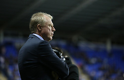 """Queens Park Rangers manager Steve McClaren before the Sky Bet Championship match between Reading and Queens Park Rangers. PRESS ASSOCIATION Photo. Picture date:  Tuesday October 2, 2018. See PA story SOCCER Reading. Photo credit should read: Andrew Matthews/PA Wire. RESTRICTIONS: EDITORIAL USE ONLY No use with unauthorised audio, video, data, fixture lists, club/league logos or """"live"""" services. Online in-match use limited to 120 images, no video emulation. No use in betting, games or single club/league/player publications"""