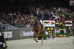 Hassmann Felix, (GER), Horse Gym S Balance<br /> Mercedes German Master<br /> Stuttgart - German Masters 2015<br /> © Hippo Foto - Stefan Lafrentz