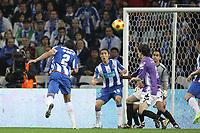 20090510: PORTO, PORTUGAL - FC Porto vs Nacional da Madeira: Portuguese League 2008/2009, 28th round. In picture: Bruno Alves (Porto) scores winning goal. PHOTO: Ricardo Estudante/CITYFILES