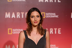 November 8, 2016 - Roma, RM, Italy - Italian actress Beatrice Arnera during Red Carpet of the premier of Mars, the largest production ever made by National Geographic (Credit Image: © Matteo Nardone/Pacific Press via ZUMA Wire)