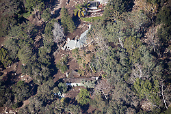 EXCLUSIVE: Devastating scenes of Montecito CA which was hit by a deadly mudslide which has so far claimed 15 lives and destroyed 100 homes and damaged hundreds more. The images show how the luxury homes of Oprah Winfrey and Elle DeGeneres were affected. Images also show the normally busy 101 Freeway shut after being covered in mud. 10 Jan 2018 Pictured: Montecito CA after heavy rains caused a mudslide yesterday. Photo credit: MEGA TheMegaAgency.com +1 888 505 6342