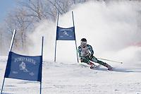 J1 J2 alpine skiing Macomber Cup at Dartmouth Skiway January 22, 2012.