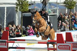 Meyer Janne Friederike, (GER), Goya 27<br /> CSI4* Grand Prix DKB-Riders Tour<br /> Horses & Dreams meets Denmark - Hagen 2016<br /> © Hippo Foto - Stefan Lafrentz