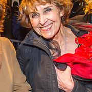 NLD/Amsterdam/20150306 - Boekenbal 2015, Yvonne Keuls en vriendin