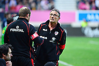 Guy NOVES - 24.04.2015 - Stade Francais / Stade Toulousain - 23eme journee de Top 14<br />
