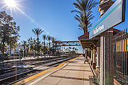 Fullerton Santa Fe Depot