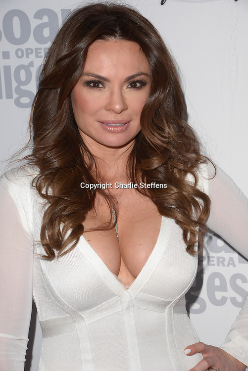 LILLY MELGAR at Soap Opera Digest's 40th Anniversary party at The Argyle Hollywood in Los Angeles, California