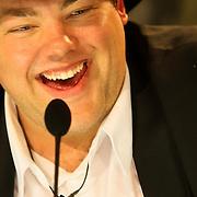 NLD/Eemnes/20080522 - Finale RTL programma de Gouden Kooi, winnaar Jaap Amesz
