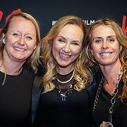 NLD/Utrecht/20190114 - Premiere Vals, Mel Wallis - de Vries en vrienden op wie het verhaal van Vals gebaseerd is