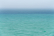 Abstract blurred sea, Tangier, Morocco.
