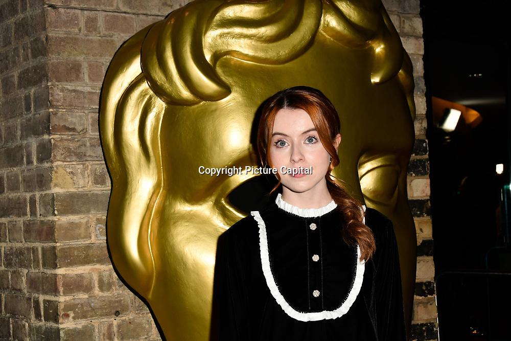 Rosie Day arrivers at the BAFTA Children's Awards 2018 at Roundhouse on 25 November 2018, London, UK.