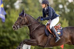 Philippe Charlotte, BEL, Cacharel de Amoranda Z<br /> Belgisch Kampioenschap Jumping  <br /> Lanaken 2020<br /> © Hippo Foto - Dirk Caremans<br /> 05/09/2020