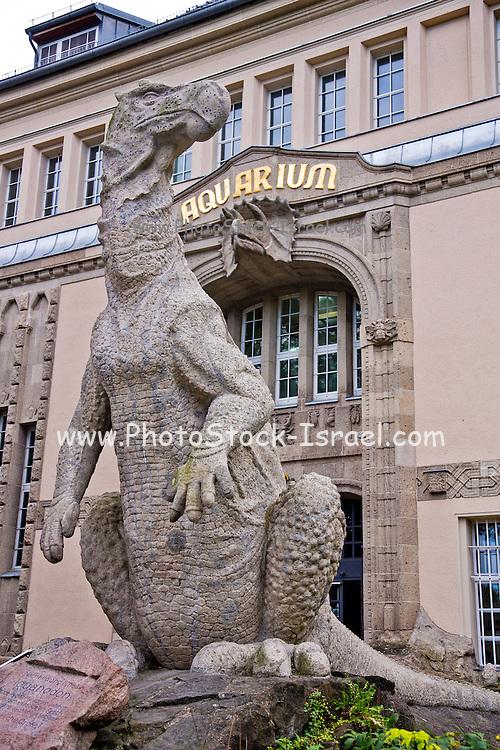 The Aquarium Berlin in the Berlin Zoological Gardens, Berlin, Germany