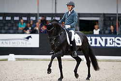 Widmann Rudolf, GER, Revenant<br /> Longines FEI/WBFSH World Breeding Dressage Championships for Young Horses - Ermelo 2017<br /> © Hippo Foto - Dirk Caremans<br /> 03/08/2017