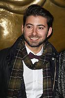 Ricky Boleto, British Academy Children's Awards, Roundhouse Camden, London UK, 22 November 2015, Photo by Brett D. Cove