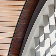 Terminal B Sacramento International Airport, CA. Close-up and abstract architectural photography This is an example of Chip Allen's value added service while on the job- we don't miss the details!