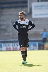 Falkirk's Rory Loy.<br /> Raith Rovers 1 v 1 Falkirk, Scottish Championship 28/9/2013.<br /> ©Michael Schofield.