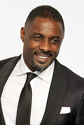 24 February 2015 - West Hollywood, California - Idris Elba. Victoria's Secret Supermodels Celebrate The Sexiest Push Ups and The Victoria's Secret Swim Special at the Sunset Marquis Hotel & Villas. Photo Credit: F. Sadou/AdMedia/Sipa USA