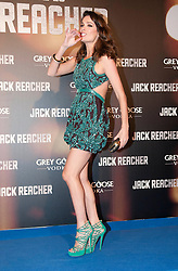 Mar Saur during the Premiere of the movie 'Jack Reacher', Callao Cinema. Madrid. Spain, December 13, 2012. Photo by Eduardo Dieguez / DyD Fotografos / i-Images...SPAIN OUT