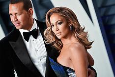 Jennifer Lopez & Alex Rodriguez Split