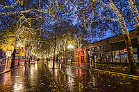 Occidental Avenue, Pioneer Square, Seattle